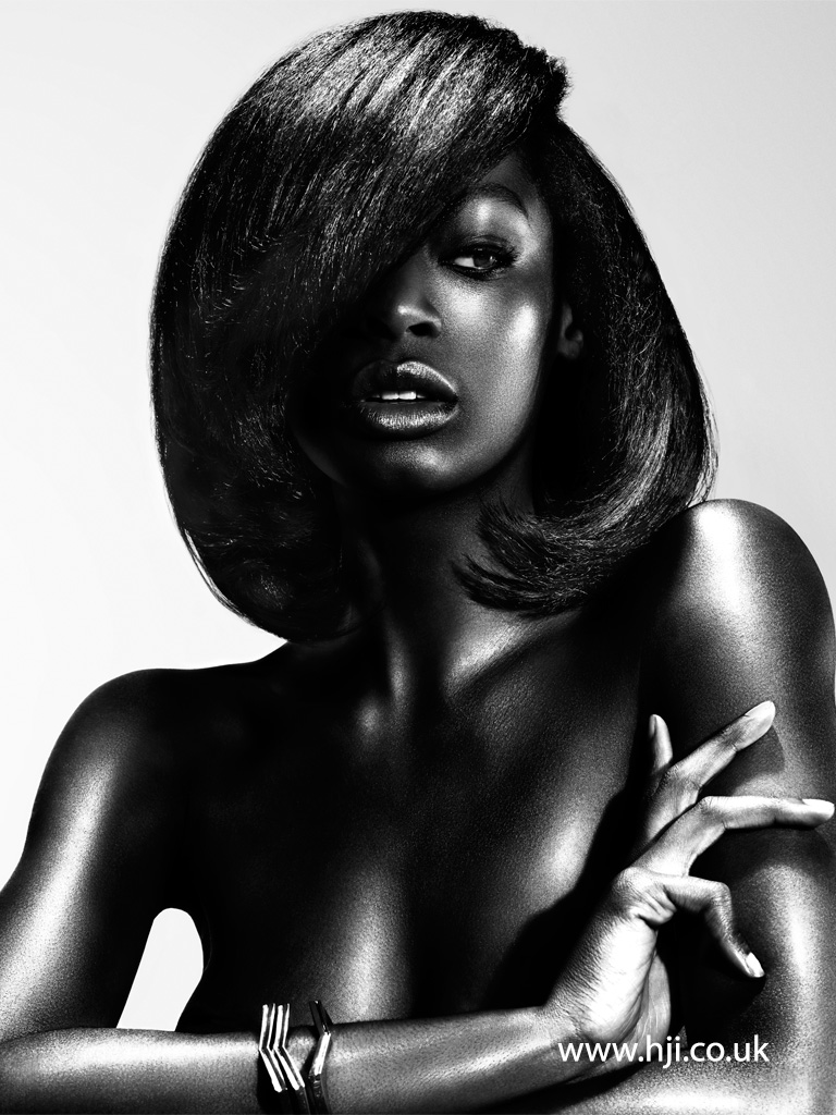 Charlotte Mensah Afro Hairdresser of the Year 2014 collection