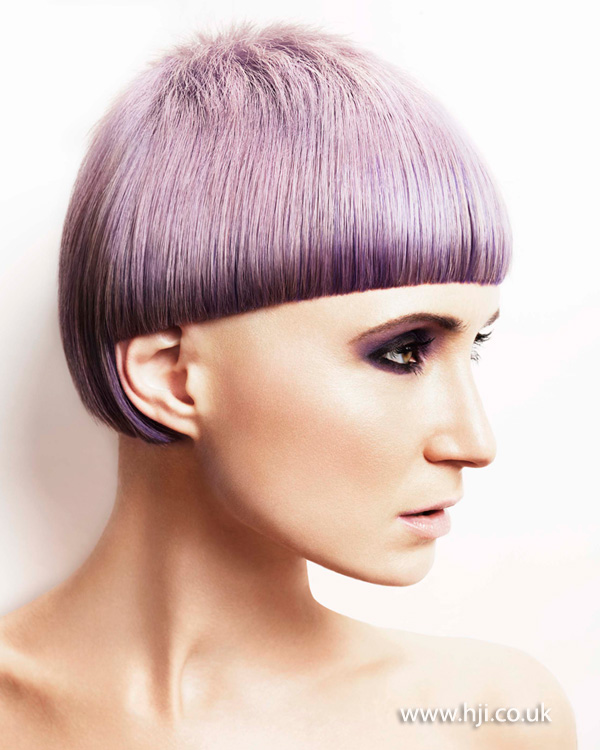 Sean Dawson London Hairdresser of the Year 2013 Collection pic 3