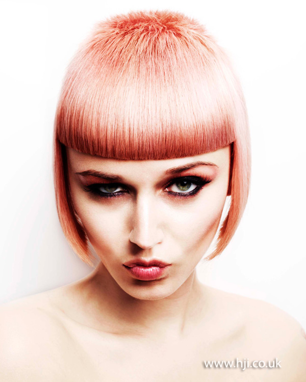 Sean Dawson London Hairdresser of the Year 2013 Collection pic 6