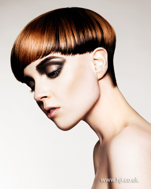 Michelle Rooney North Eastern Hairdresser of the Year 2013 Colleciton Pic 5