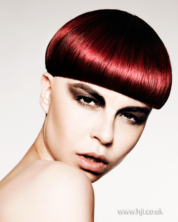 Michelle Rooney North Eastern Hairdresser of the Year 2013 Colleciton Pic 6