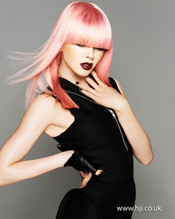 Brian Gallagher Scottish Hairdresser of the Year 2013 Collection Pic 7