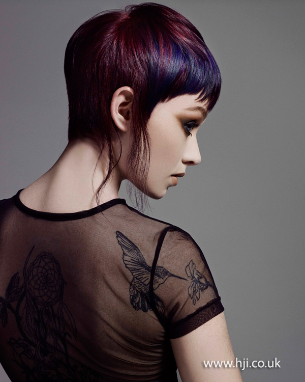 Seung Ki Baek Southern Hairdresser of the Year 2013 Colleciton Pic 1