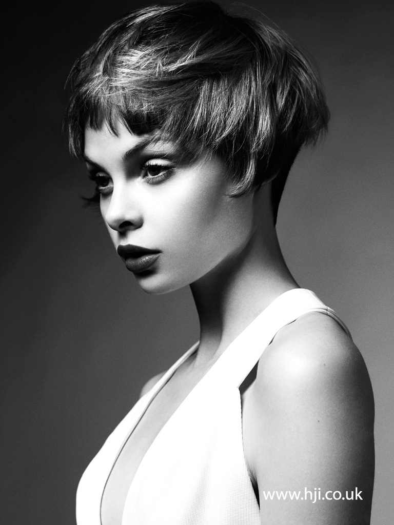 Callum Standen Eastern Hairdresser of the Year 2015 Collection pic 2