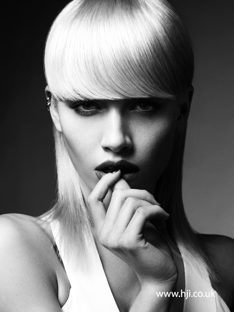 Callum Standen Eastern Hairdresser of the Year 2015 Collection pic 8