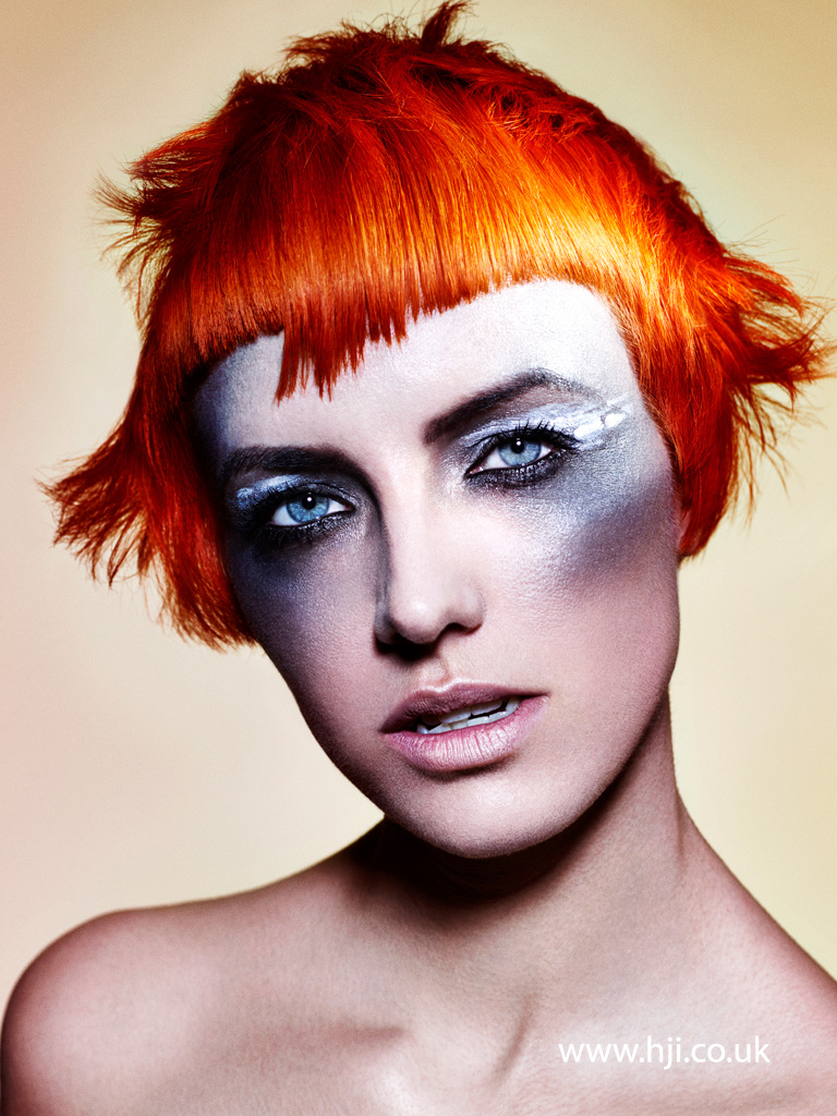 Angelo Vallillo Eastern Hairdresser of the Year 2013 Collection pic 7