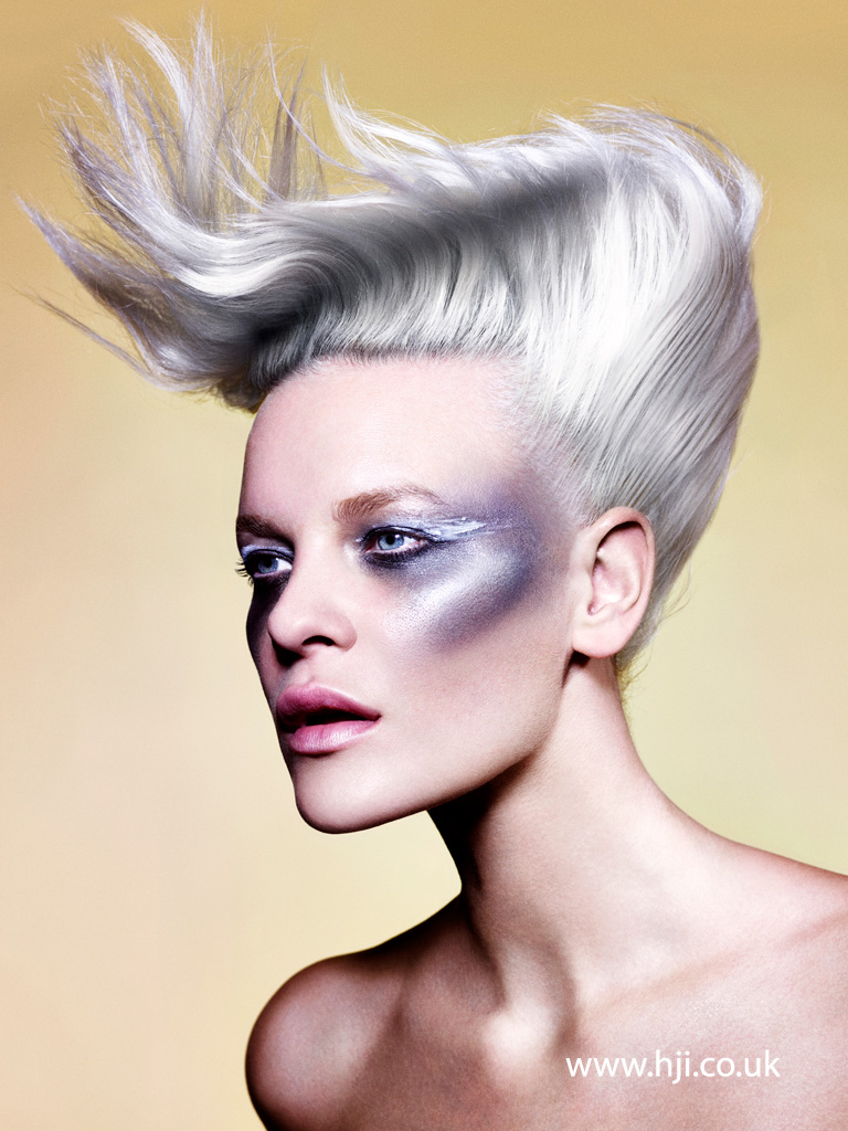 Angelo Vallillo Eastern Hairdresser of the Year 2013 Collection pic 8