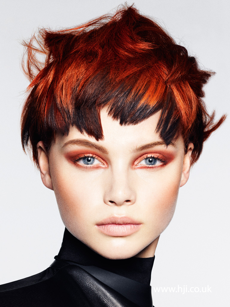 Cos Sakkas London Hairdresser of the Year 2015 Collection pic 1