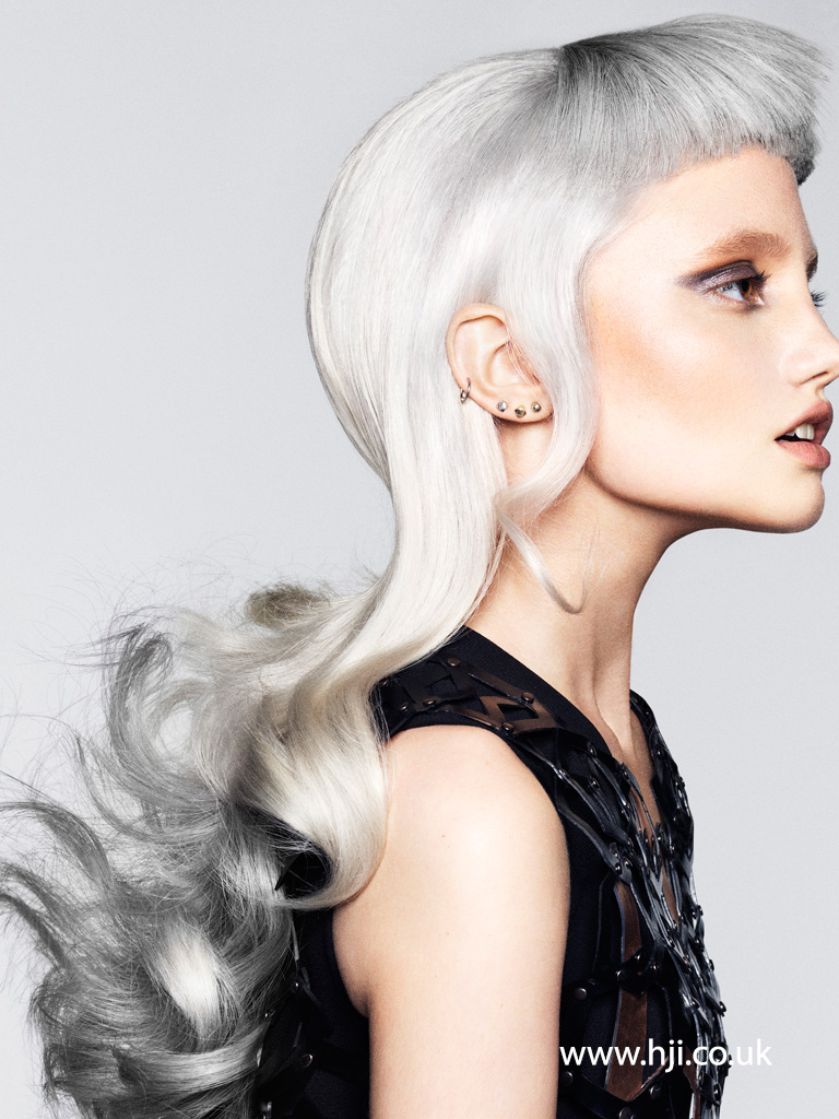 Cos Sakkas London Hairdresser of the Year 2015 Collection pic 2