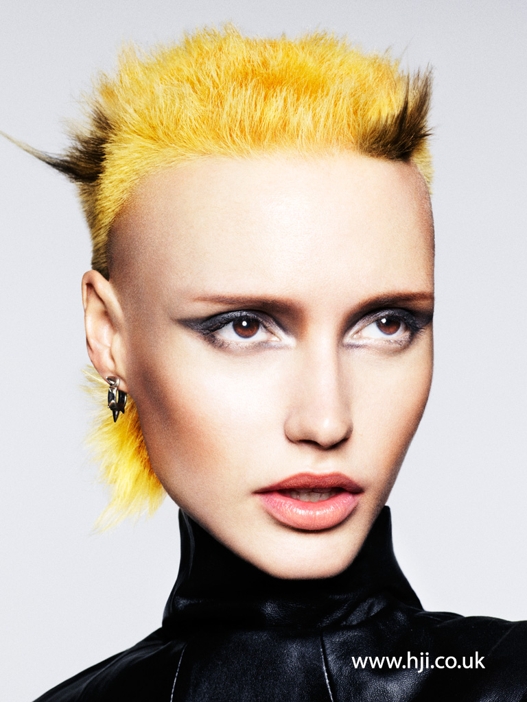 Cos Sakkas London Hairdresser of the Year 2015 Collection pic 3