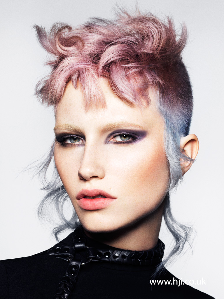 Cos Sakkas London Hairdresser of the Year 2015 Collection pic 5