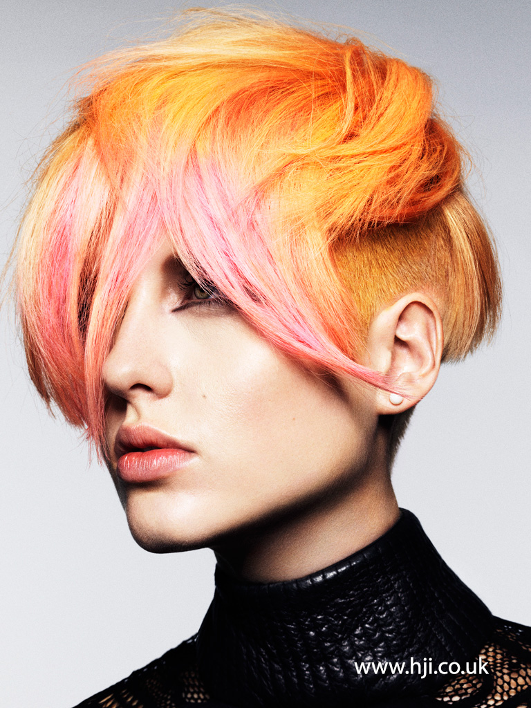 Cos Sakkas London Hairdresser of the Year 2015 Collection pic 6