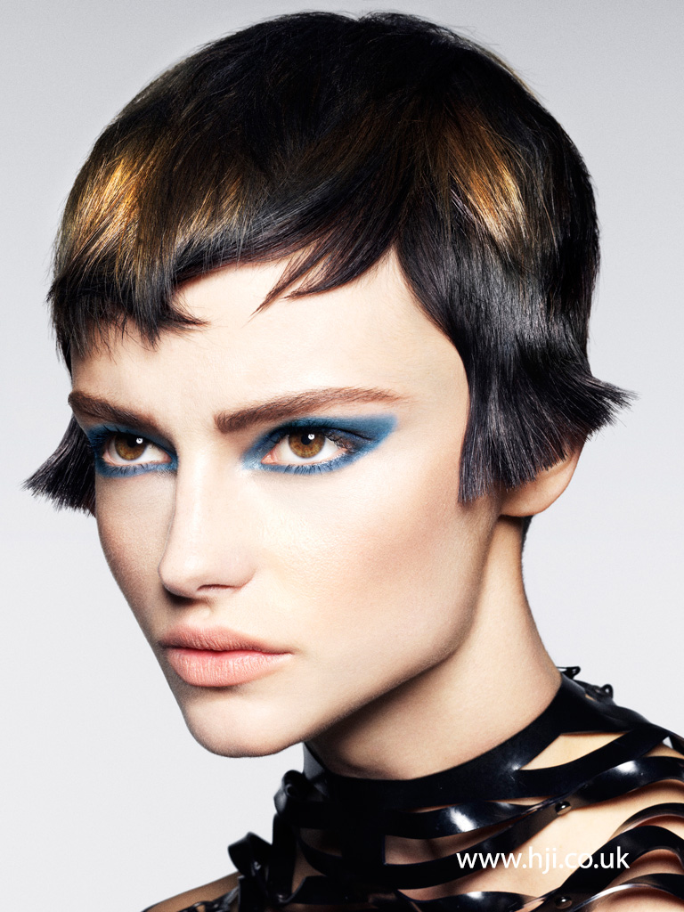 Cos Sakkas London Hairdresser of the Year 2015 Collection pic 8