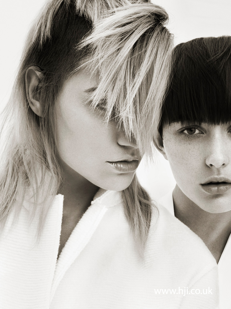 Julie Cherry & Colette Fitzpatrick Northern Ireland Hairdresser of the Year 2015 Colleciton Pic 4