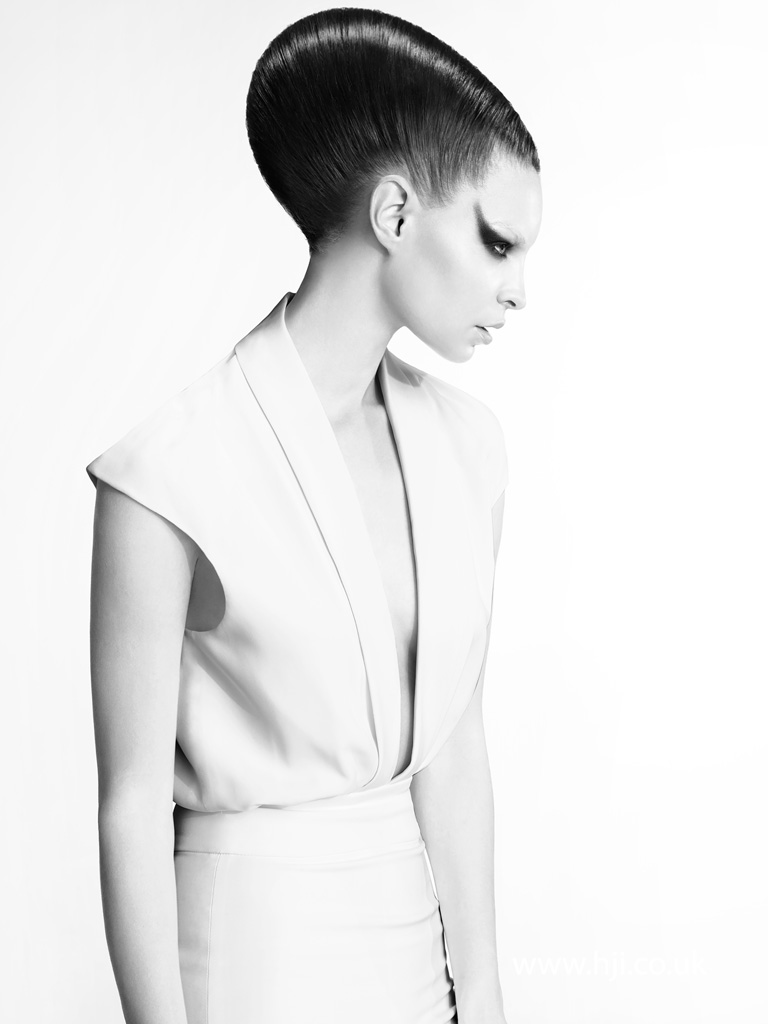 Adam Bryant North Western Hairdresser of the Year 2013 Collection pic 6