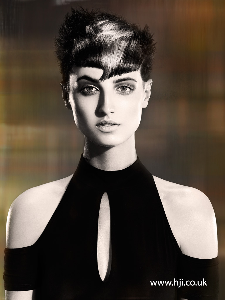 Gary Taylor North Western Hairdresser of the Year 2015 Collection pic 1