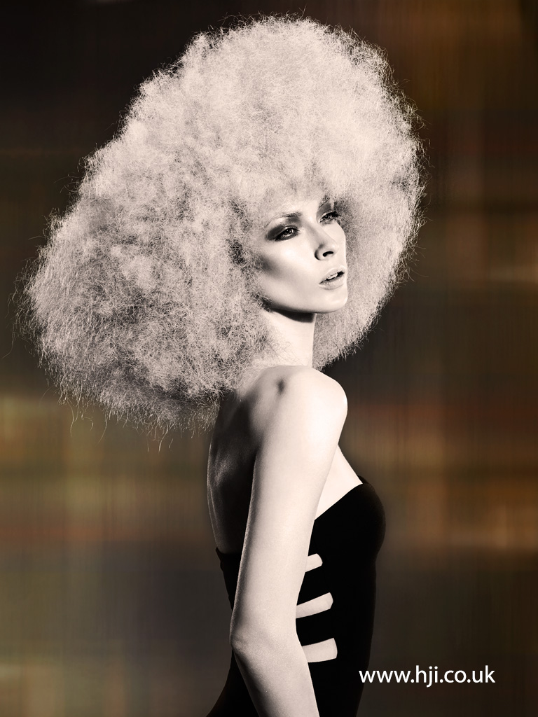 Gary Taylor North Western Hairdresser of the Year 2015 Collection pic 3