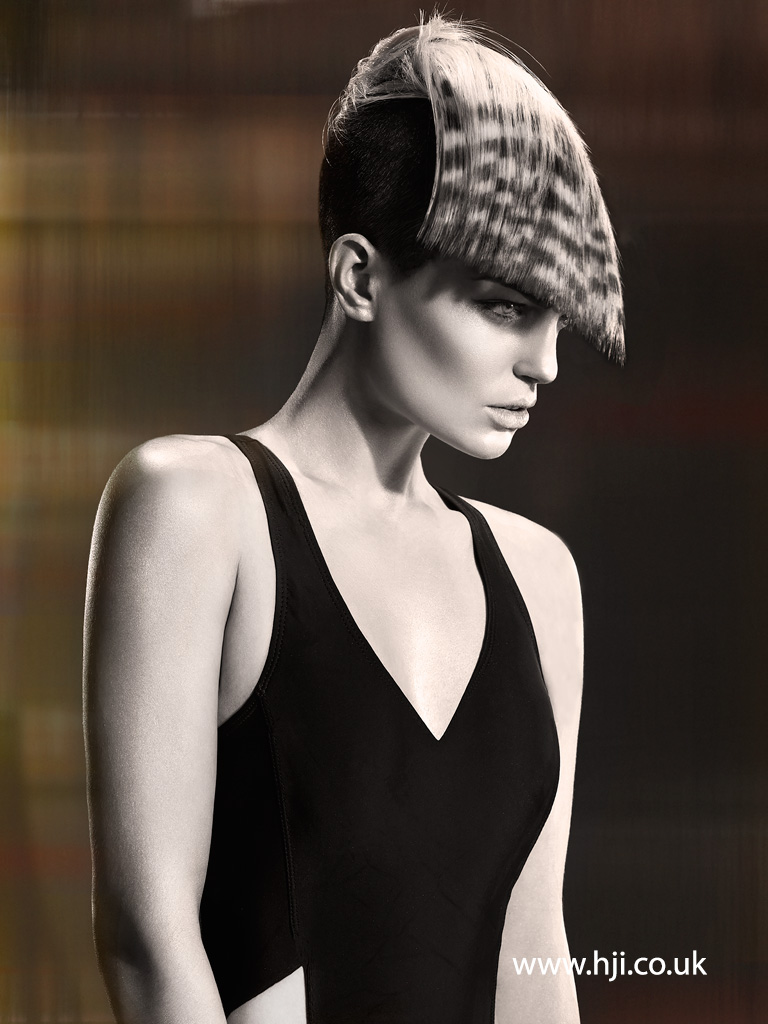Gary Taylor North Western Hairdresser of the Year 2015 Collection pic 5