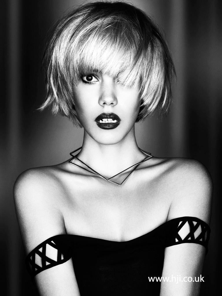 Caroline Sanderson and Claire McIntyre Scottish Hairdresser of the Year 2015 Collection Pic 4