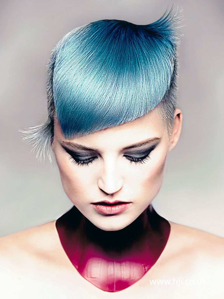 Robert Masciave Southern Hairdresser of the Year 2015 Colleciton Pic 3