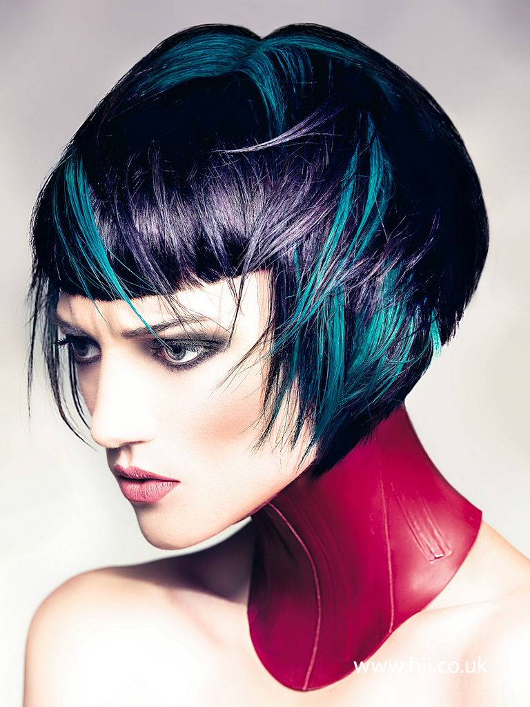 Robert Masciave Southern Hairdresser of the Year 2015 Colleciton Pic 4