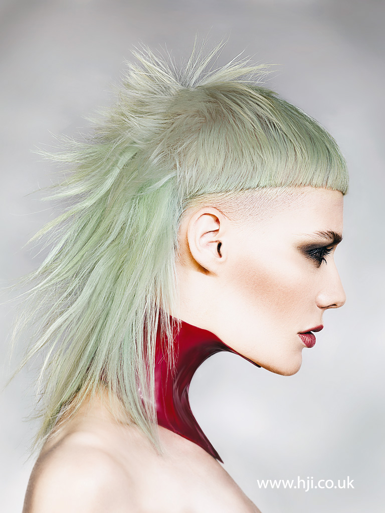 Robert Masciave Southern Hairdresser of the Year 2015 Colleciton Pic 6