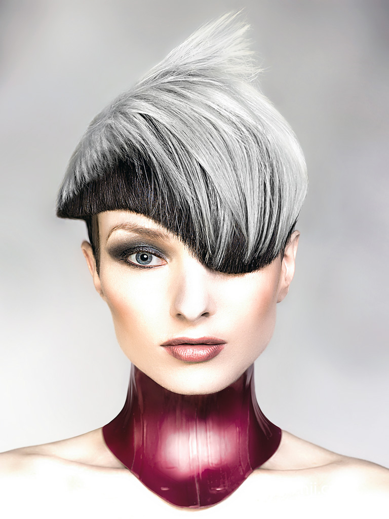 Robert Masciave Southern Hairdresser of the Year 2015 Colleciton Pic 8