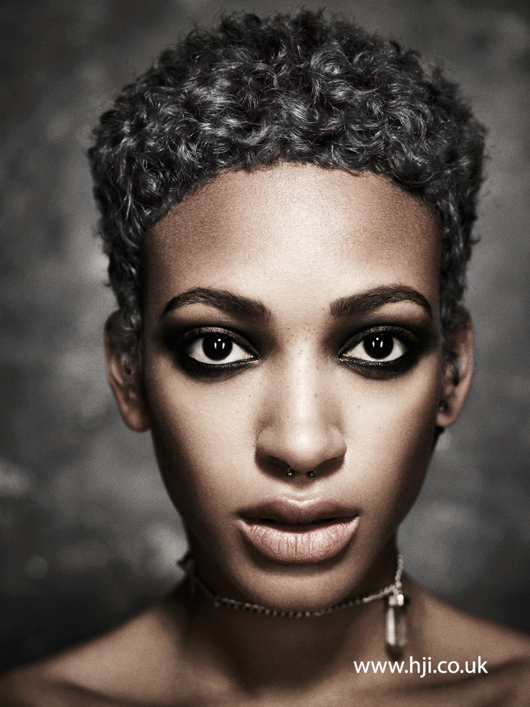 Michelle Thompson Afro Hairdresser of the Year 2015 collection