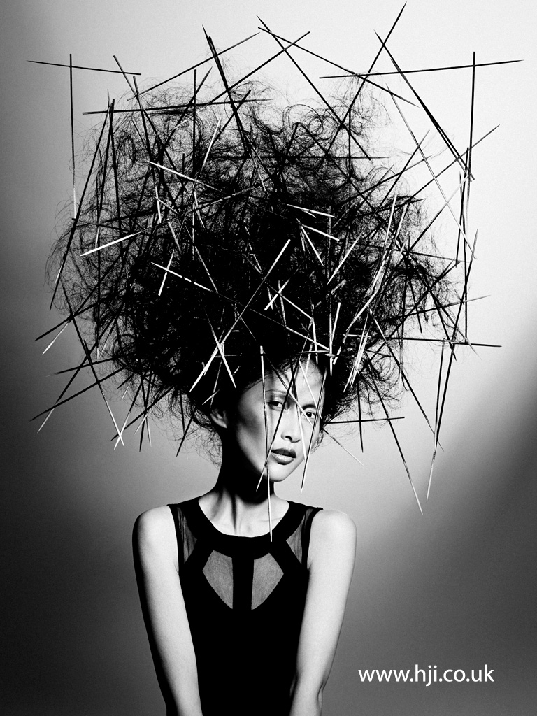 2015 Avant Garde Hairdresser of the Year collection