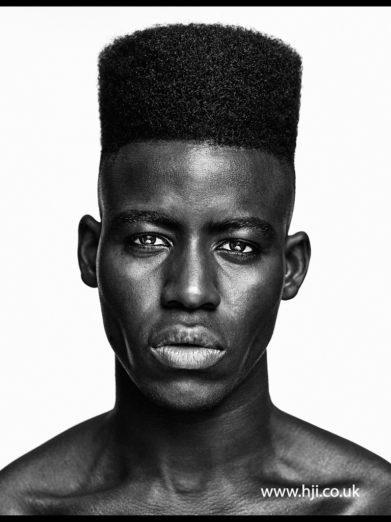 Marcus King Men's Hairdresser of the year collection pic 1