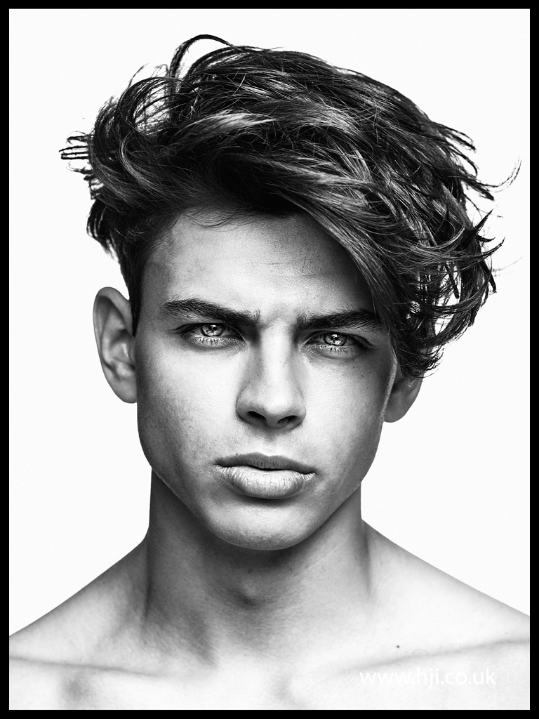 Marcus King Men's Hairdresser of the year collection pic 2