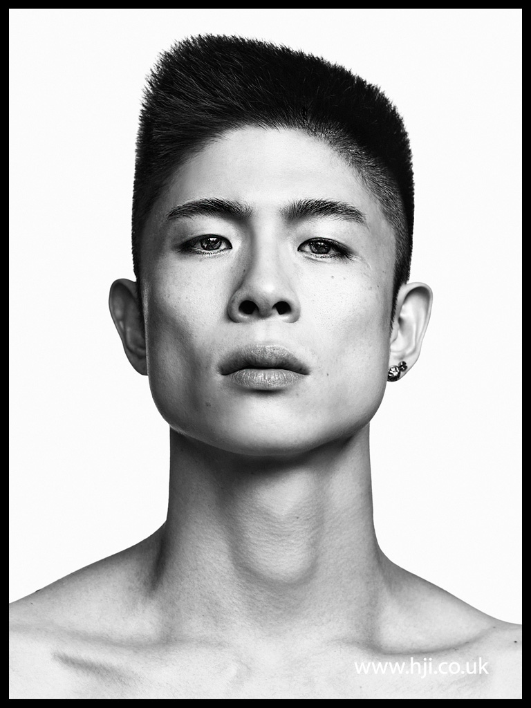 Marcus King Men's Hairdresser of the year collection pic 8
