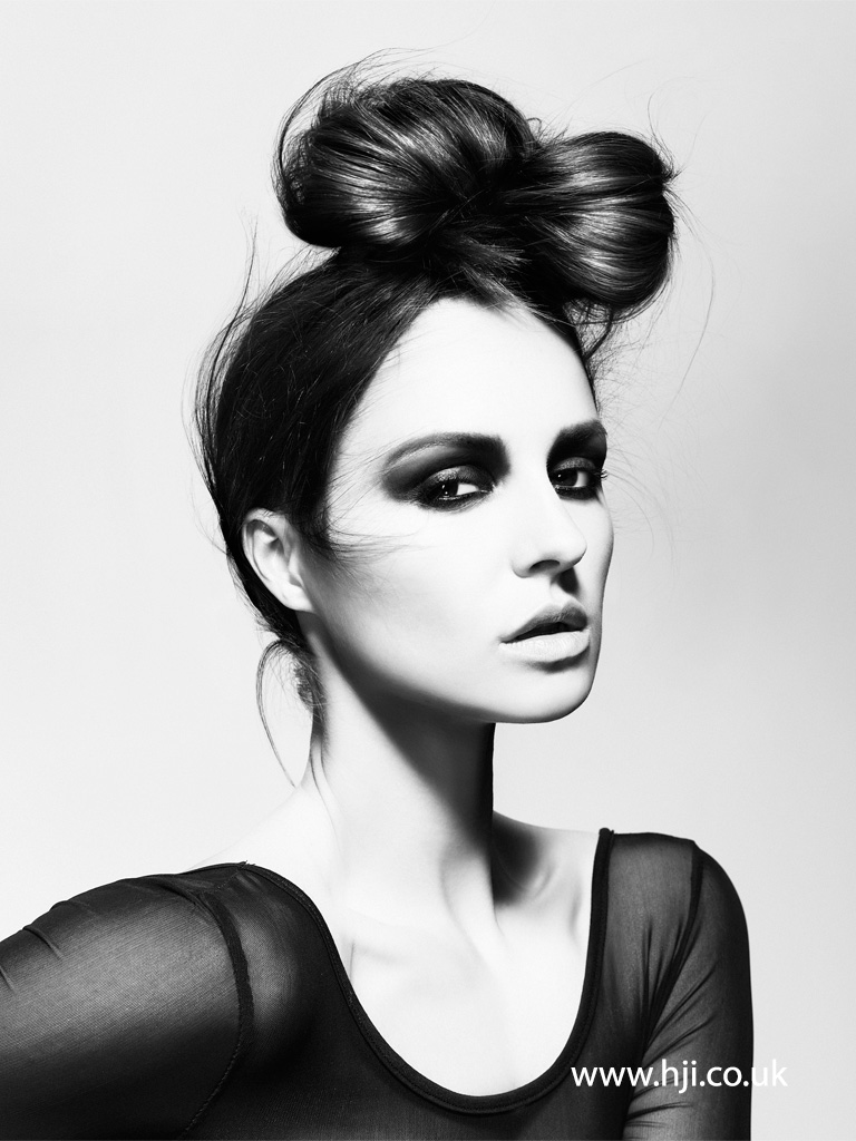 Toni Stephenson North Eastern Hairdresser of the Year 2014 Collection pic 2