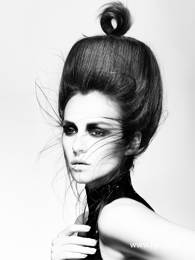 Toni Stephenson North Eastern Hairdresser of the Year 2014 Collection pic 6