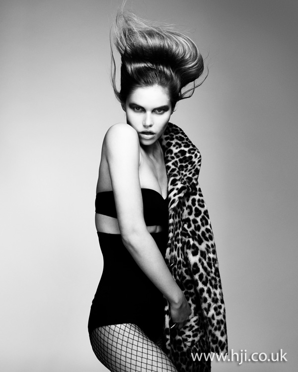 Bruno Marc Giametti Southern Hairdresser of the Year 2011 Collection pic 3