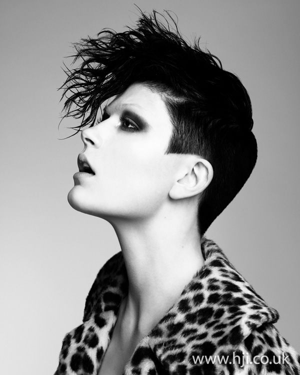 Bruno Marc Giametti Southern Hairdresser of the Year 2011 Collection pic 7