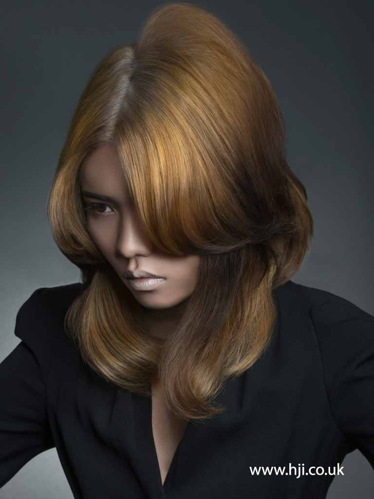 Clayde Baumann Colour Technician of the Year 2014 Collection pic 1