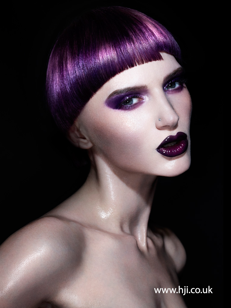 Angelo Vallillo Eastern Hairdresser of the Year 2014 Collection pic 2