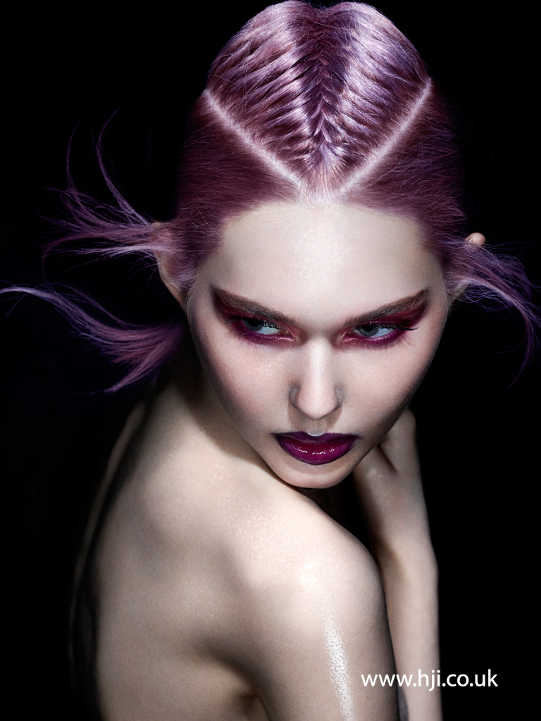 Angelo Vallillo Eastern Hairdresser of the Year 2014 Collection pic 3