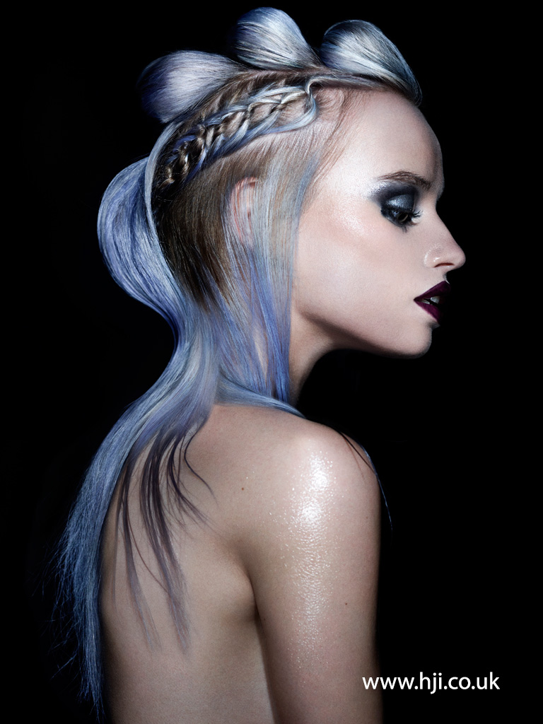 Angelo Vallillo Eastern Hairdresser of the Year 2014 Collection pic 4