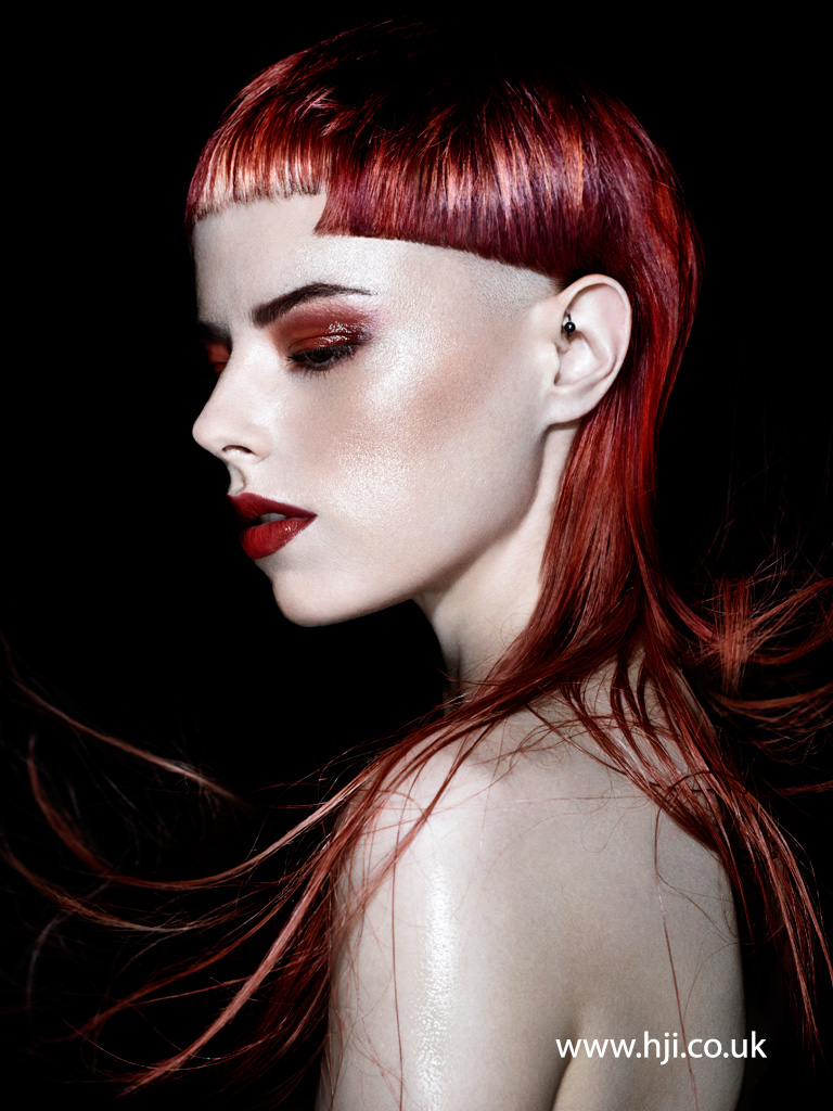 Angelo Vallillo Eastern Hairdresser of the Year 2014 Collection pic 5