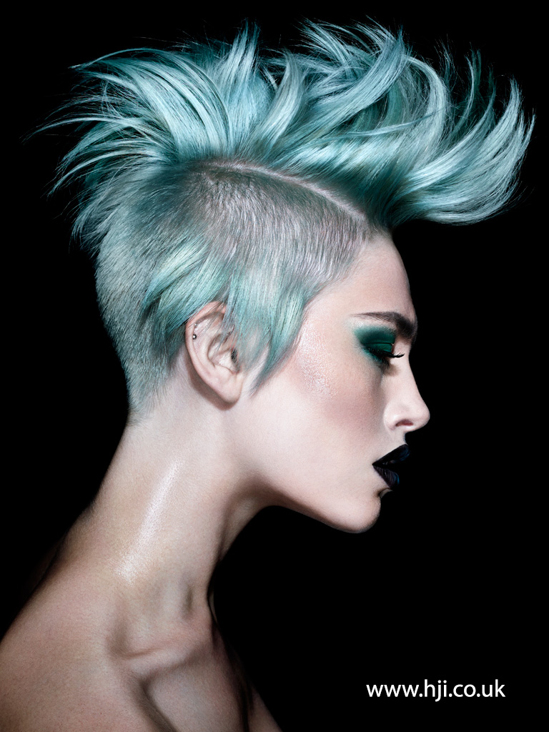 Angelo Vallillo Eastern Hairdresser of the Year 2014 Collection pic 6