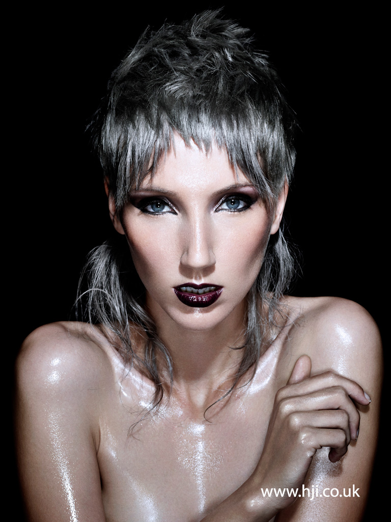 Angelo Vallillo Eastern Hairdresser of the Year 2014 Collection pic 7