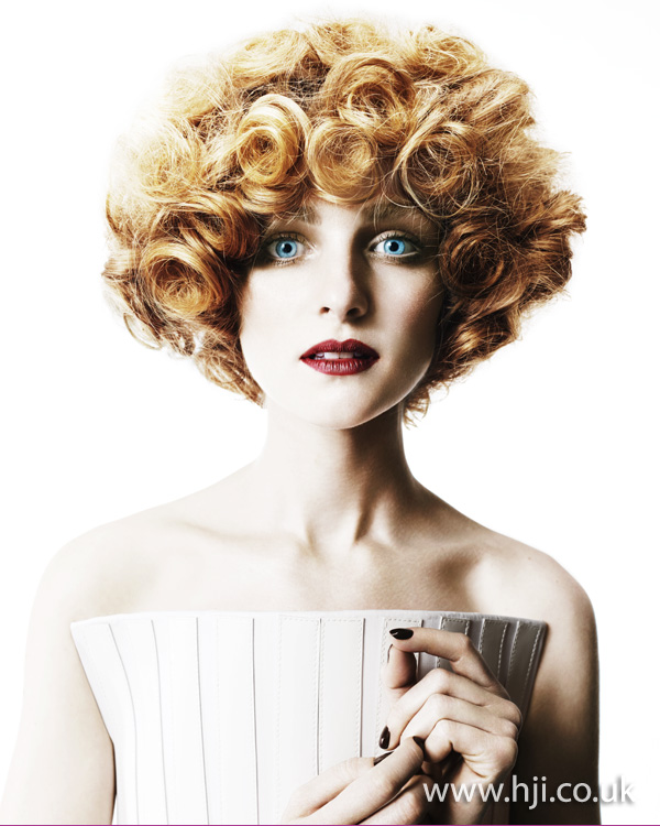 HOB Salons Artistic Team of the Year 2011 Collection pic 6