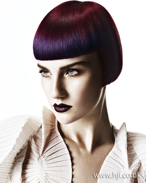 HOB Salons Artistic Team of the Year 2011 Collection pic 7