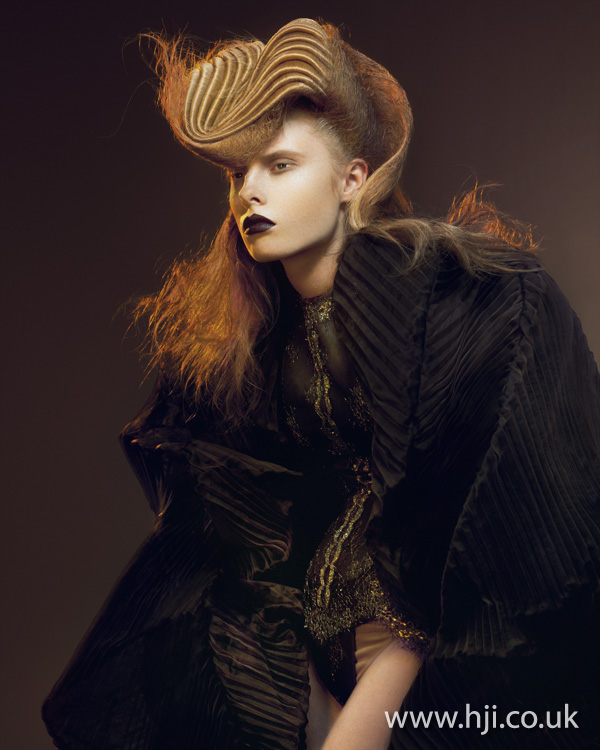 Avant Garde Hairdresser of the Year 2011 Collection