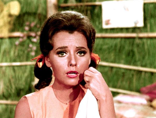 Dawn Wells in Gilligan's Island, 1964