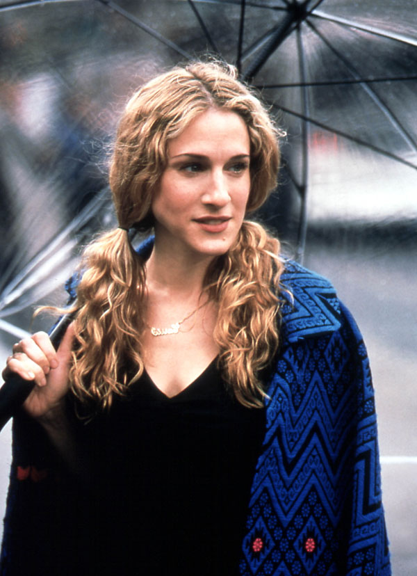 Sarah Jessica Parker in Sex and the City, 1998