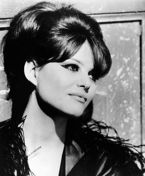 Claudia Cardinale in 8 1/2, 1963