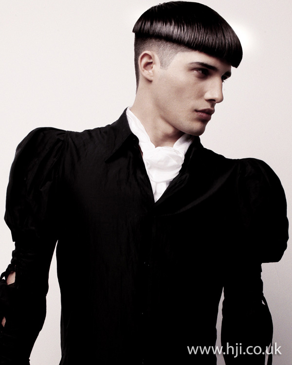 Jamie Stevens Men's Hairdresser of the Year 2010 pic 3